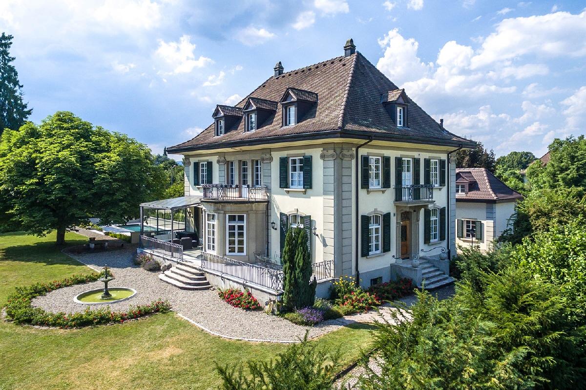 villa kaufen in lenzburg. Black Bedroom Furniture Sets. Home Design Ideas
